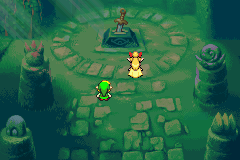 The Legend of Zelda - A Link to the Past & Four Swords - Cut-Scene  -  - User Screenshot