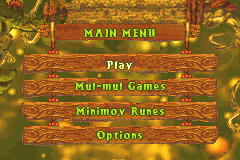 Arthur and the Minimoys - Mini-Game  - 1 - User Screenshot