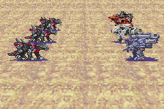 Zoids Saga II -  - User Screenshot
