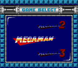 Mega Man - The Wily Wars - no wily tower in Vizzed - User Screenshot