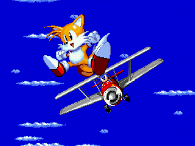 Sonic the Hedgehog 2 - Ending  -  - User Screenshot