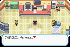 Pokemon Shiny Gold - Level Violet Town - No I was so close to saving it. How ironic? - User Screenshot
