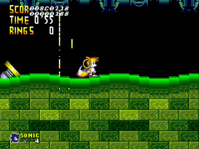 Sonic 2 Advanced Edit (beta 2) - sonic 2.exe has stoped working XD - User Screenshot