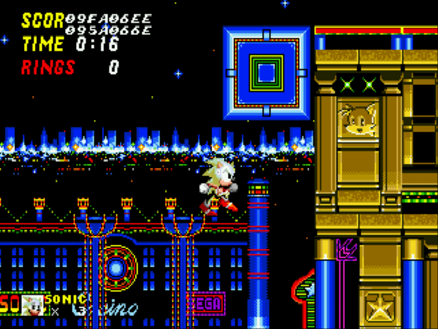 Sonic 2 Long Version - super idiotic kid :D - User Screenshot