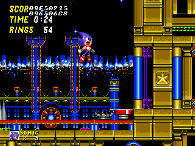 Sonic 2 Long Version - i am hyper idiotic kid! - User Screenshot