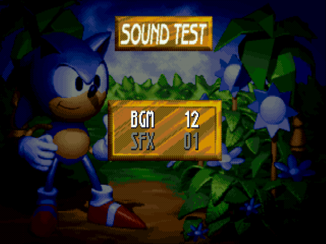 Sonic 3D Blast - this would be a good super sonic theme :D - User Screenshot