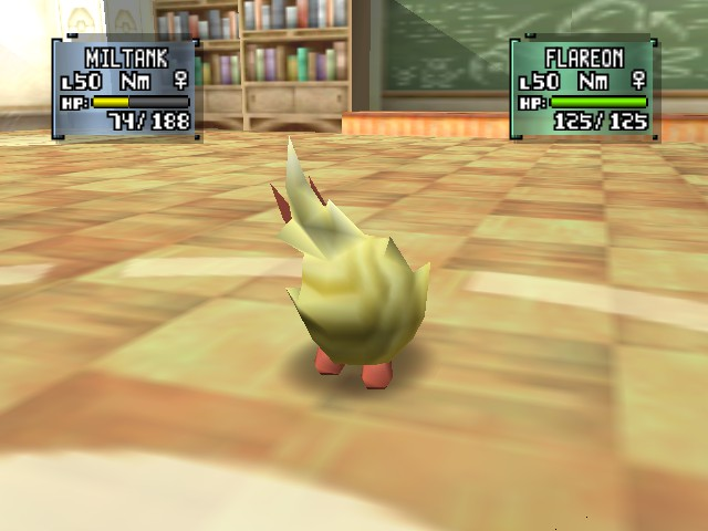Pokemon Stadium 2 - Battle  -