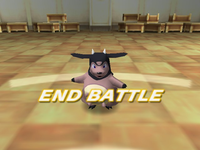 Pokemon Stadium 2 - Battle  - Only used Miltank - User Screenshot