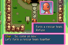 Pokemon Mystery Dungeon - Red Rescue Team - Introduction  - Why can