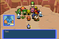 Pokemon Mystery Dungeon - Red Rescue Team - Ending  - i am edward the vampire - User Screenshot