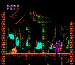 Batman - The Video Game -  - User Screenshot