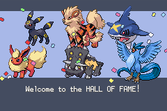 Pokemon Rocket Strike - Ending  - My all star team!!! - User Screenshot