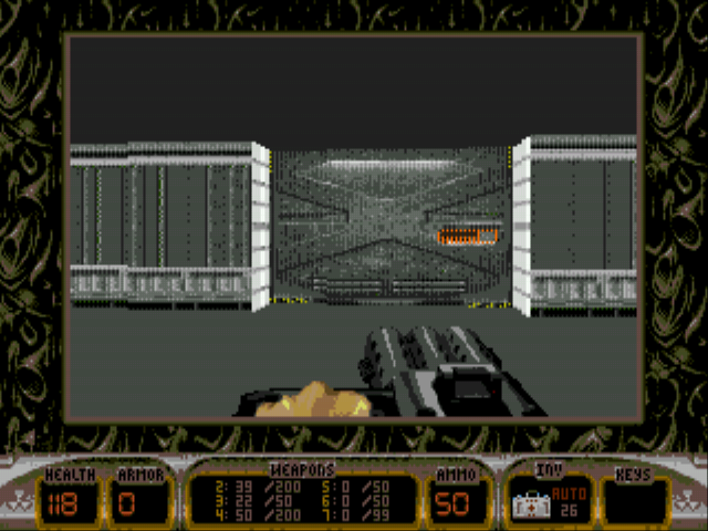 Duke Nukem 3D - Level  - ripper chaingun - User Screenshot