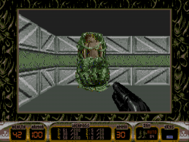Duke Nukem 3D - Level  -  - User Screenshot