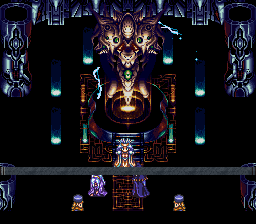 Chrono Trigger - Cut-Scene  - ominous.... very ominous - User Screenshot
