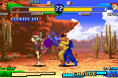Street Fighter Alpha 3 - dan the man  - User Screenshot