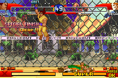 Street Fighter Alpha 3 - cheap hibki - User Screenshot