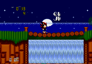Sonic 2 - Project Shadow - Misc what the f*ck is that ? - come on you didnt need to change the fish  - User Screenshot