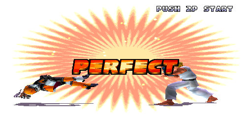 Street Fighter EX 2 Plus (USA 990611) - Battle  - Powfect lol - User Screenshot