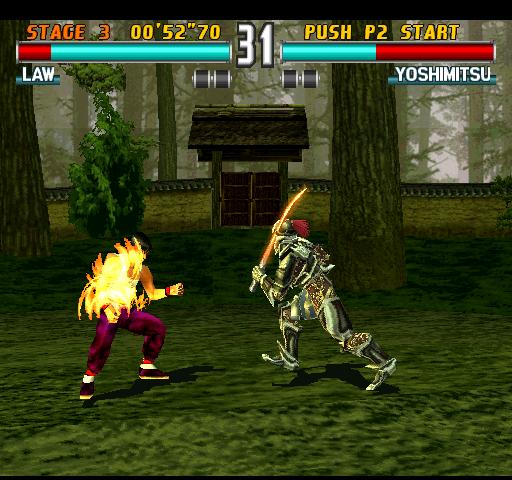 Tekken 3 Japan TET1 VERE1