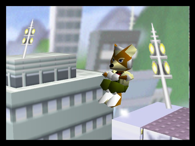 Super Smash Bros. - Nothing like stitting in midair - User Screenshot