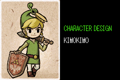 The Legend of Zelda - The Minish Cap - Ending  - Ahh! that was a good game! - User Screenshot