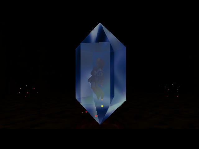 Legend of Zelda, The - Ocarina of Time - Cut-Scene  - Imma Rupee! - User Screenshot