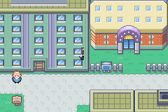 Pokemon Ash Gray (beta 3.61) - Gameover  - im stuck and i didnt save :(( - User Screenshot