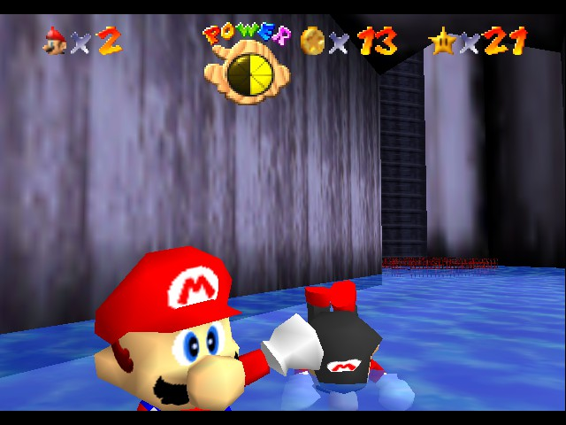 Super Mario 64 - Multiplayer - Level  - OMG - User Screenshot