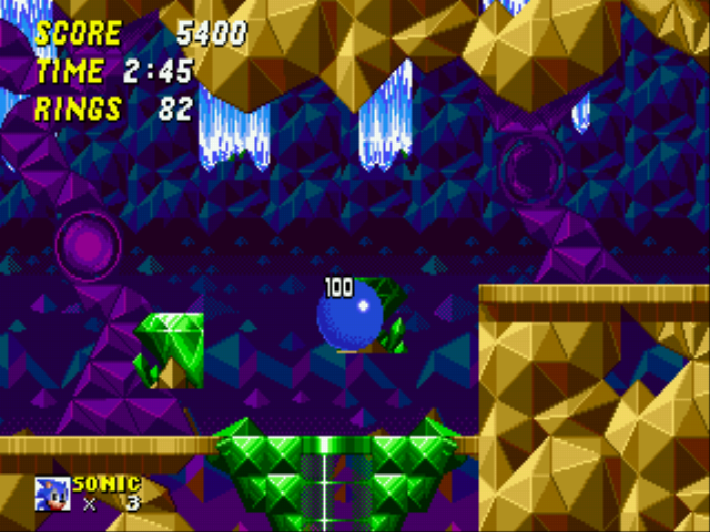 Sonic 2 Long Version - Knuckles is gonna be so pissed ;) - User Screenshot