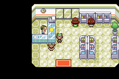 Pokemon Flora Sky - Complement Dex Version - Location Pokemart -  - User Screenshot