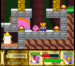Kirby Super Star - Misc  - This puzzle... IS TO DIFFICULT! - User Screenshot