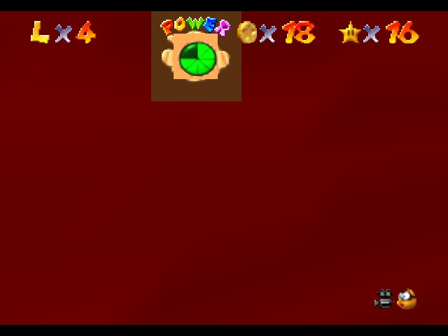 Super Mario 64 - The Missing Stars - what happened? - User Screenshot