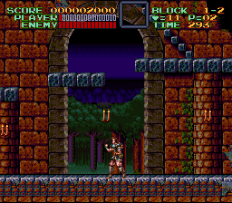 Super Castlevania IV - castlevania - User Screenshot