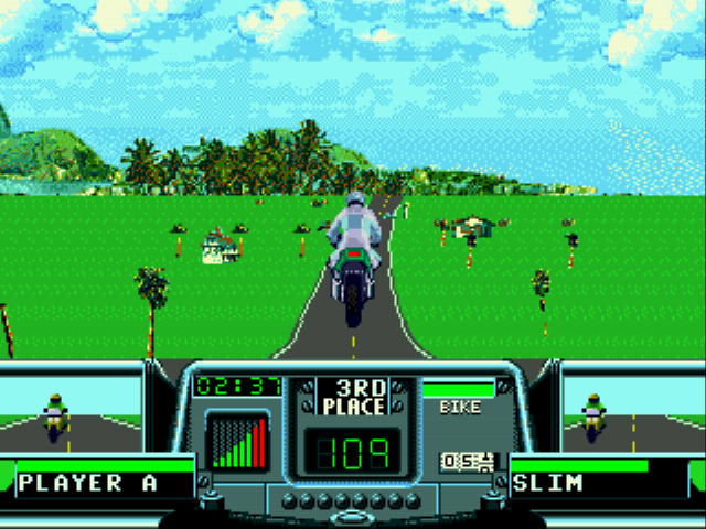 Road Rash 3 - waaaaa - User Screenshot