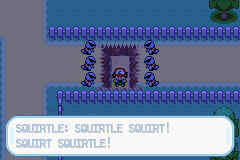 Pokemon Ash Gray (beta 3.61) - SQUIRTLE SQUAD - User Screenshot
