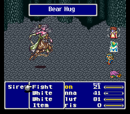 Final Fantasy V - Misc refrence - punch out refrence? - User Screenshot