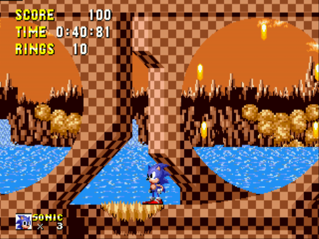 Sonic 1 Megamix - Misc huh - mmm dounuts - User Screenshot