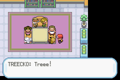 Pokemon Fire Red - Generations (v1.5) - yeah..right....... - User Screenshot