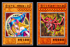 Yu-Gi-Oh! - The Sacred Cards - Battle  -  - User Screenshot