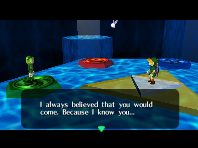 The Legend of Zelda - Ocarina of Time (Debug Edition) - Misc Glitch - Well, DUH!!! - User Screenshot