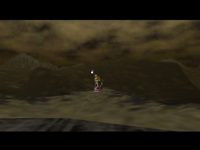 The Legend of Zelda - Ocarina of Time (Debug Edition) - Misc Glitch - How