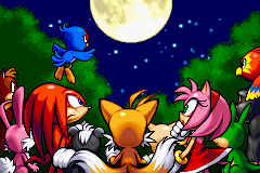 Sonic Advance - Got the Good Ending - User Screenshot