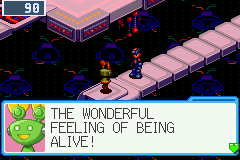 Megaman Battle Network 6 Cybeast Gregar - I agree... - User Screenshot