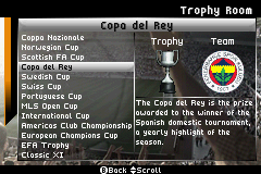 FIFA Soccer 07 - Copa del Rey is Spanish Cup right? - User Screenshot