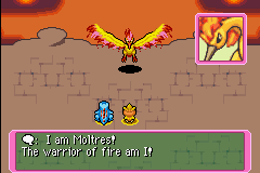 Pokemon Mystery Dungeon - Red Rescue Team - Cut-Scene  - chill dude! literally - User Screenshot
