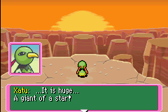 Pokemon Mystery Dungeon - Red Rescue Team - Cut-Scene  - that