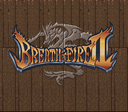 Breath of Fire II - Introduction  - And it starts... - User Screenshot