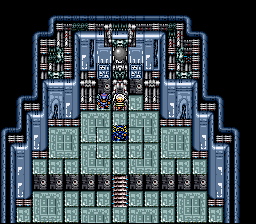 Final Fantasy II - Cut-Scene  - Tower of Zot - User Screenshot