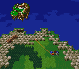 Lufia II - Rise of the Sinistrals - pew pew - User Screenshot